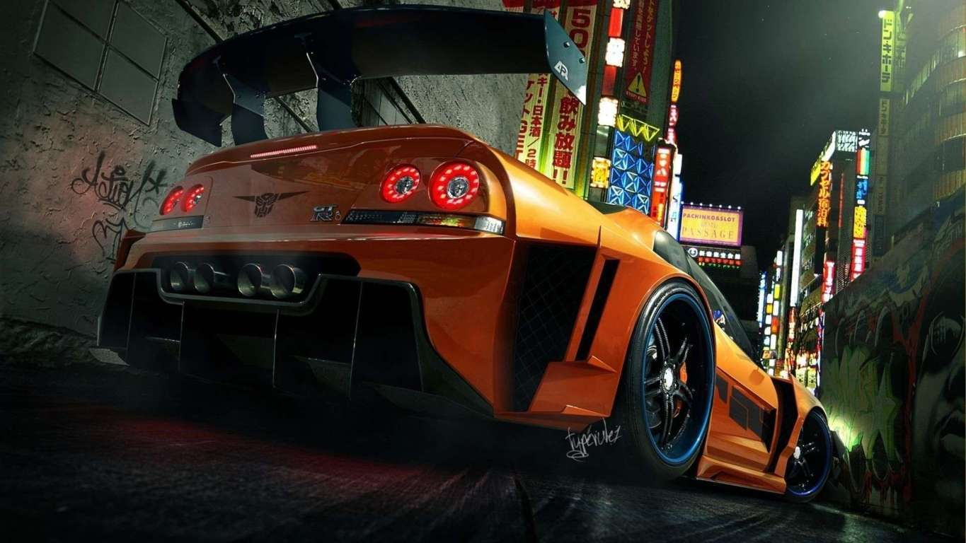 Tuning Cars Wallpaper 062