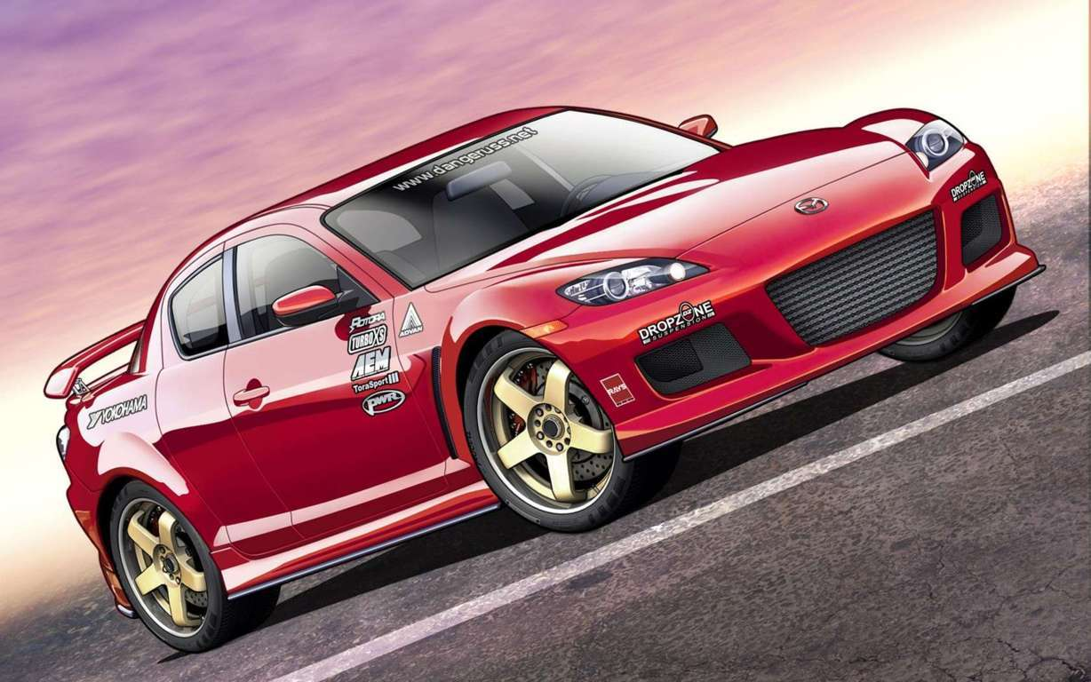 Tuning Cars Wallpaper 074