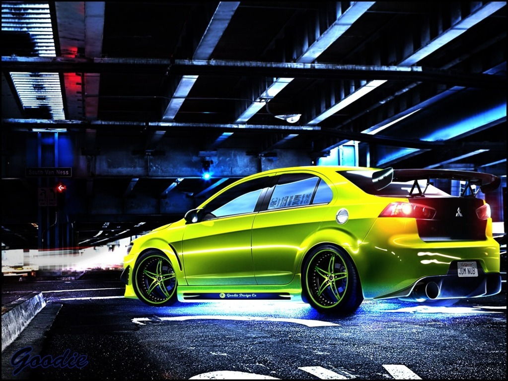 Tuning Cars Wallpaper 095