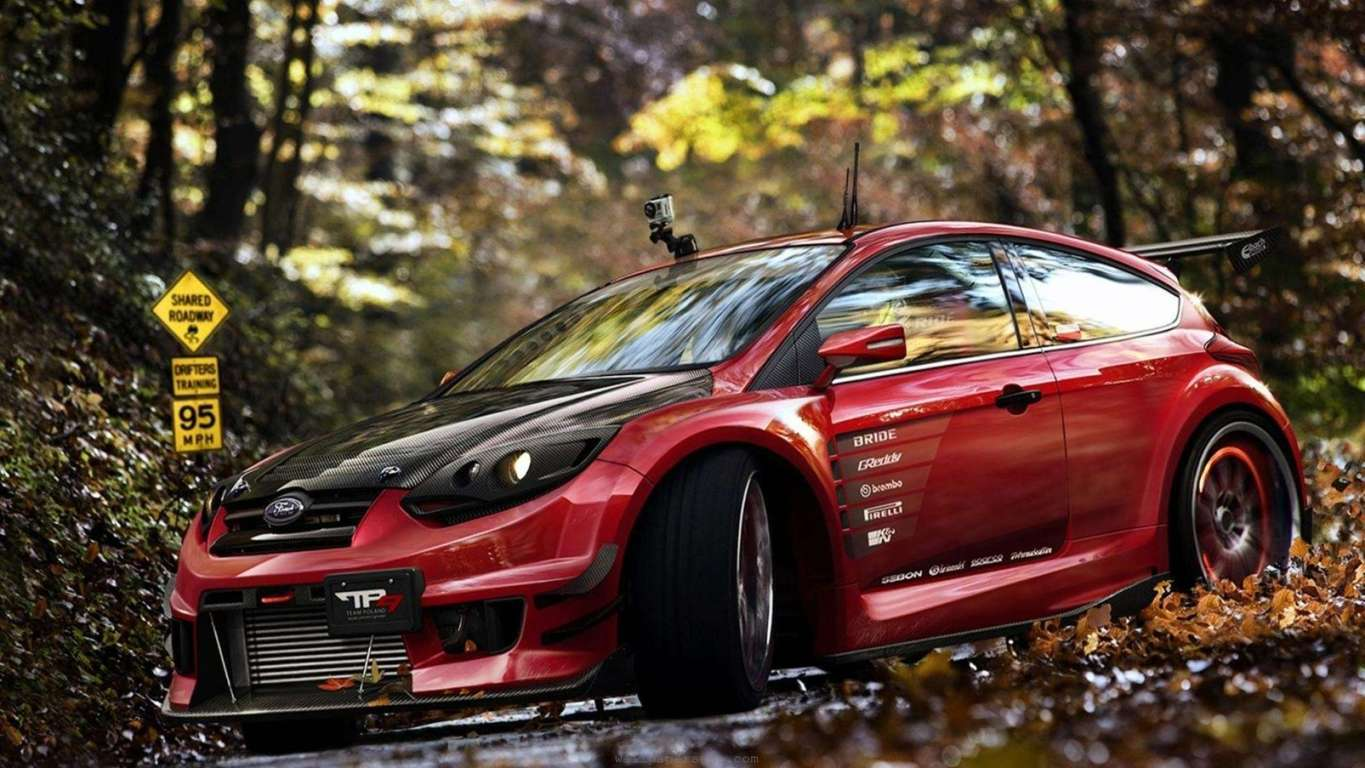 Tuning Cars Wallpaper 139