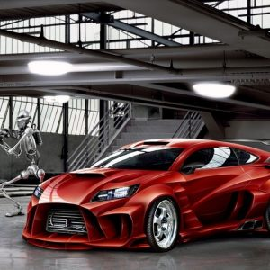 Tuning Cars Wallpaper 151