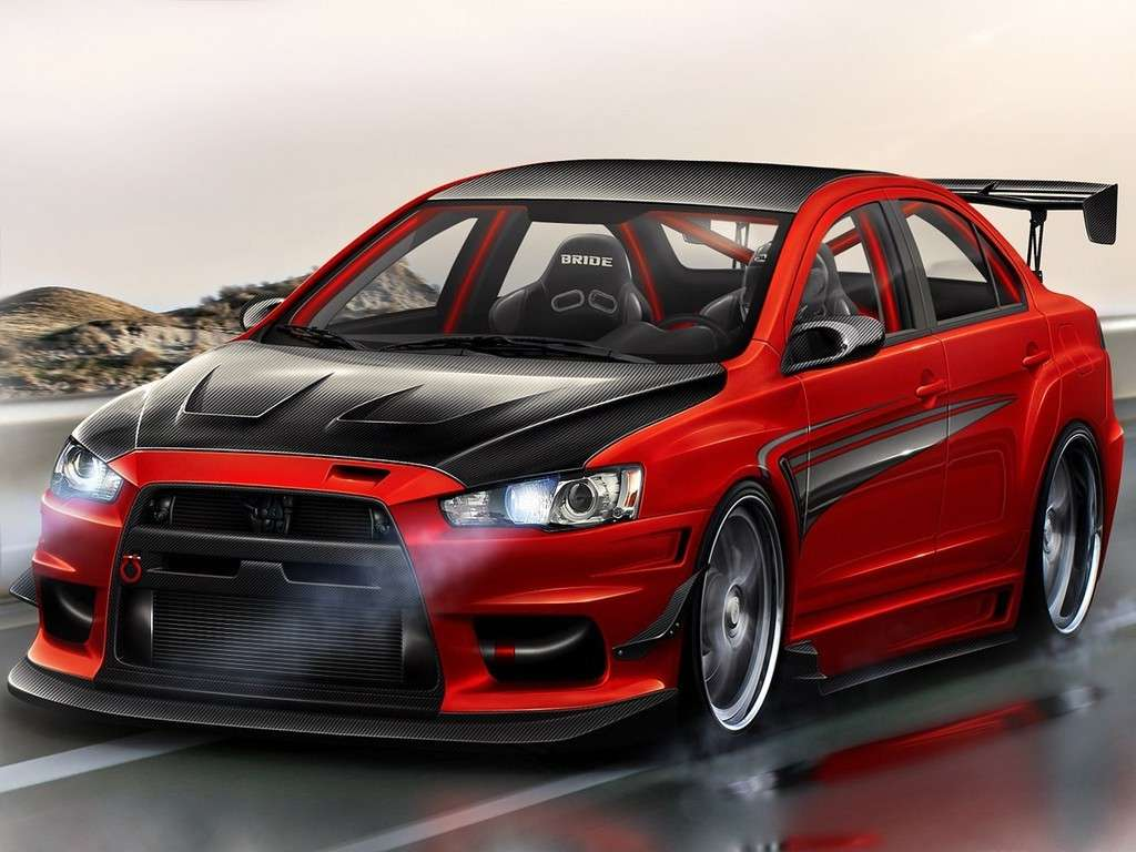 Tuning Cars Wallpaper 158