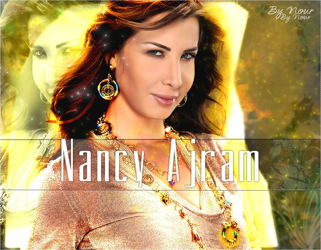 Nancy Ajram Wallpaper 17