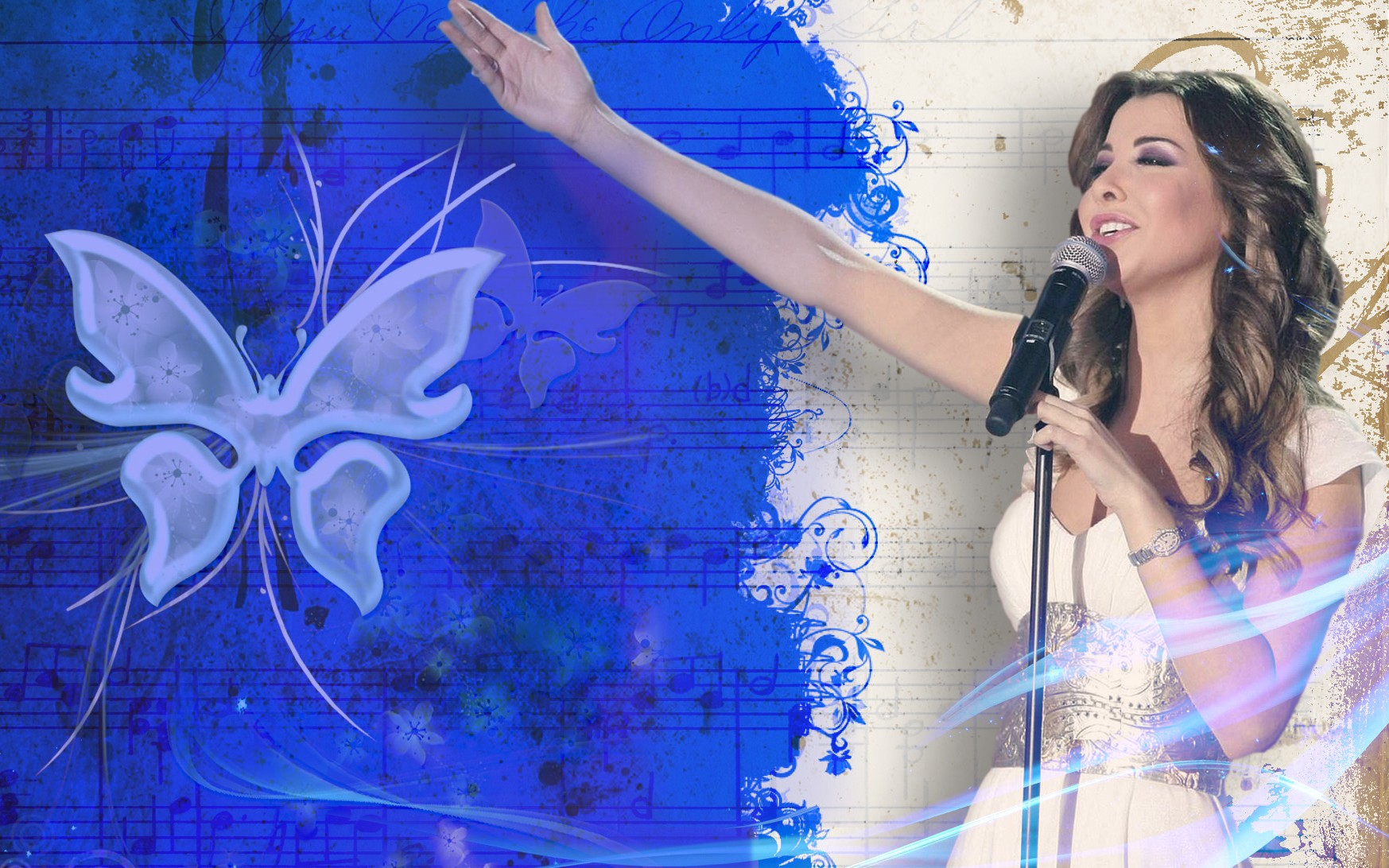 Nancy Ajram Wallpaper 18