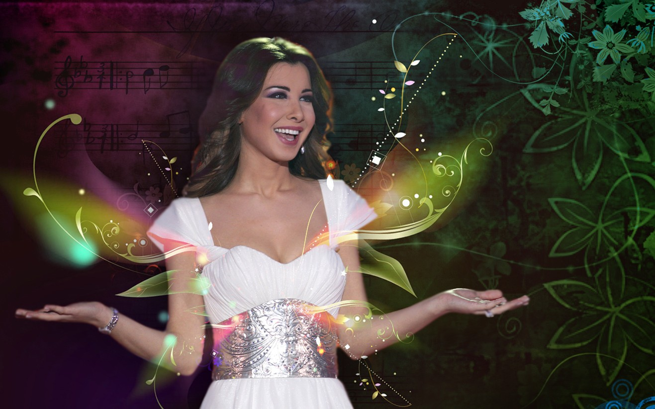Nancy Ajram Wallpaper 20