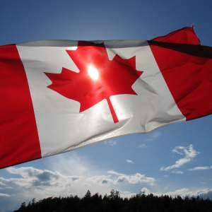 Canada Flag Wallpaper 2