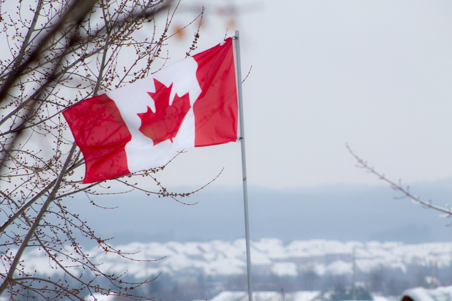 Canada Flag Wallpaper 3