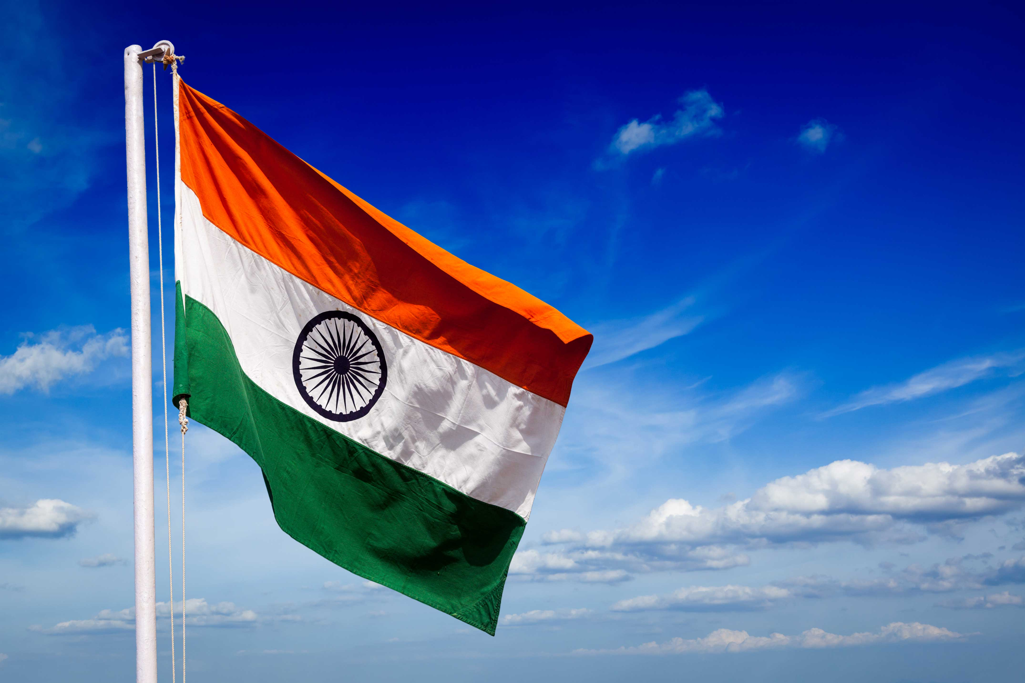 Indian Flag Wallpaper 8
