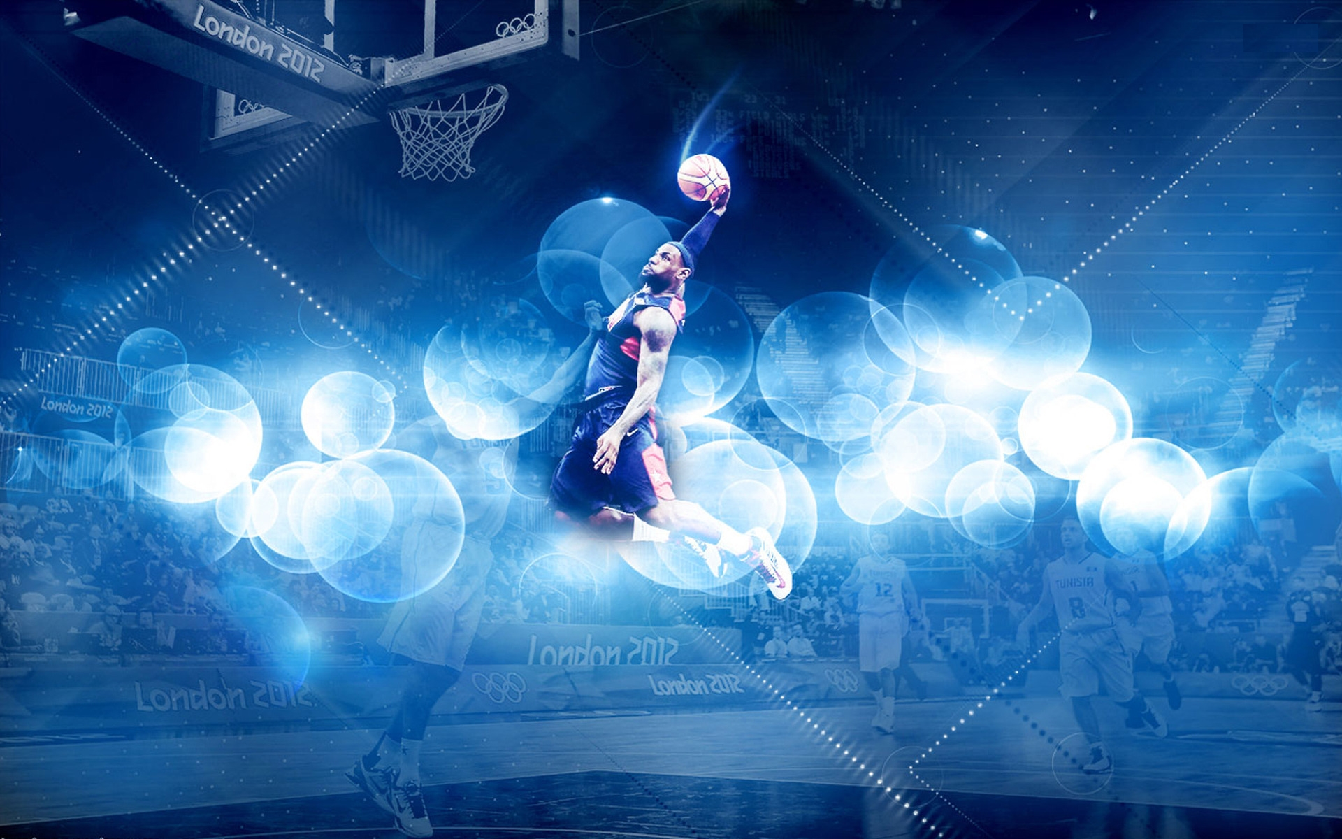 LeBron James Wallpaper 2