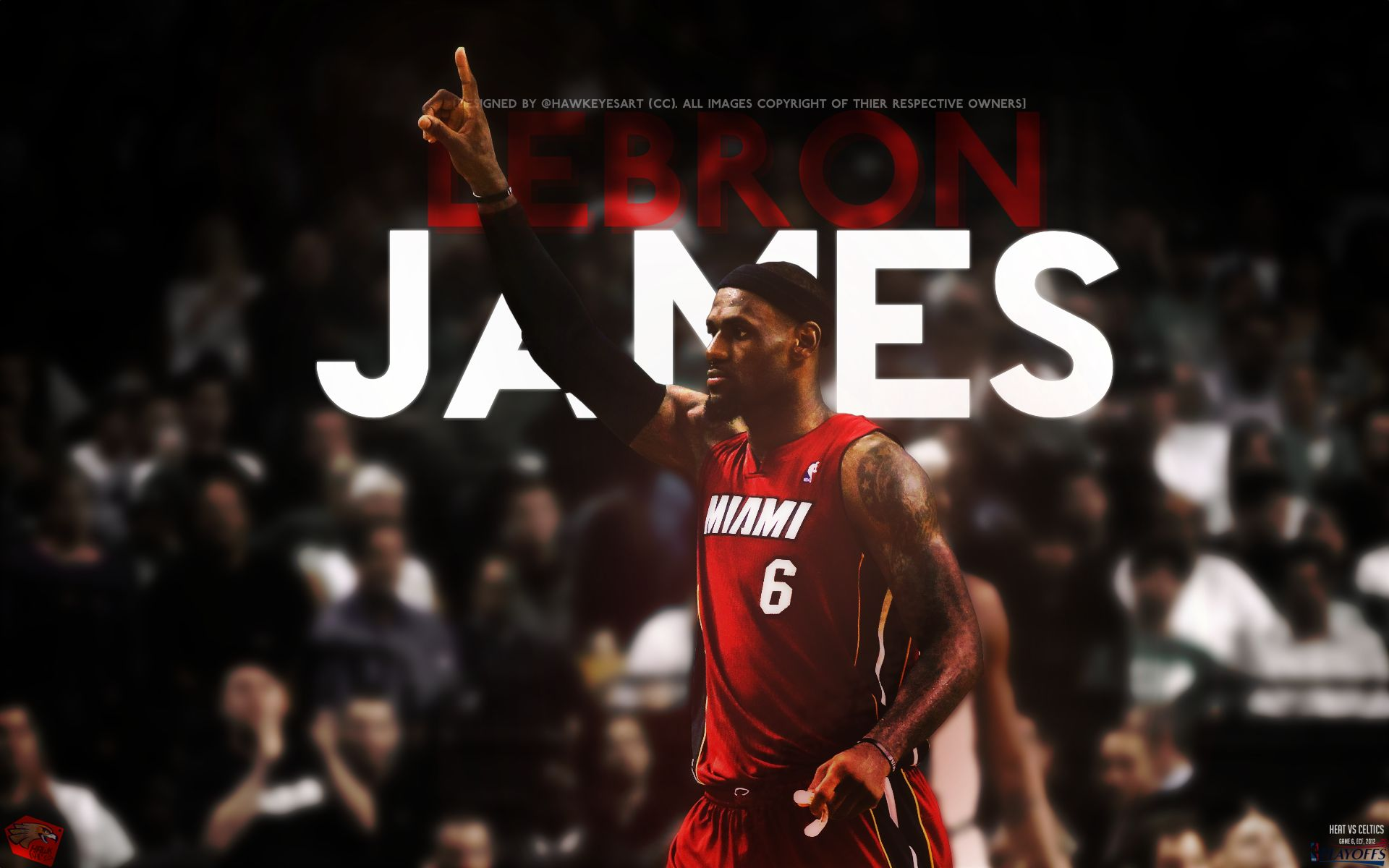 LeBron James Wallpaper 21