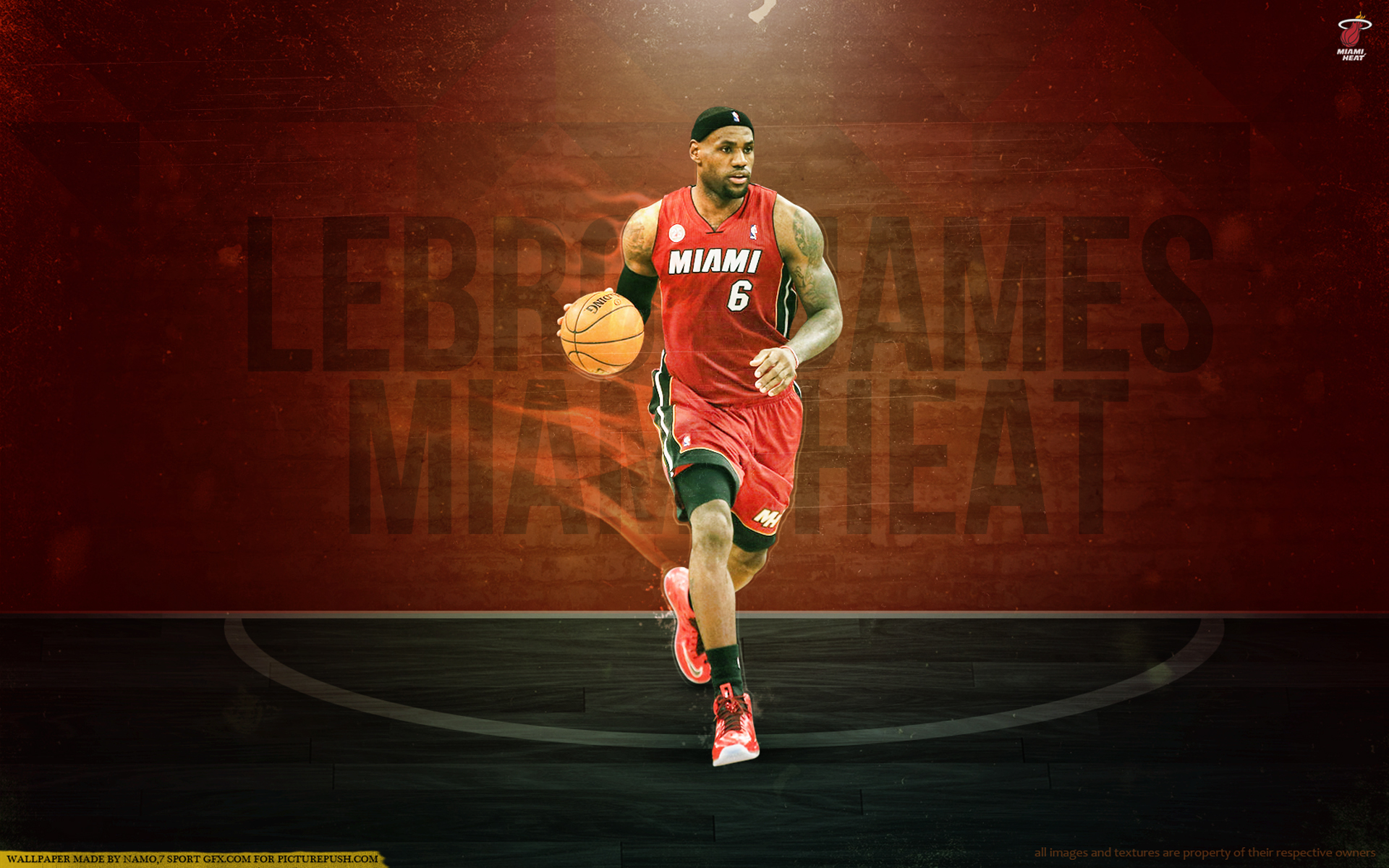 LeBron James Wallpaper 32