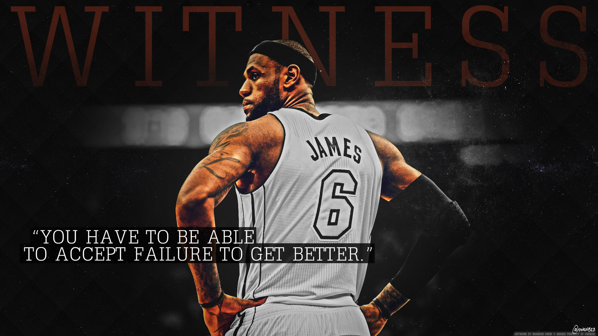 LeBron James Wallpaper 40