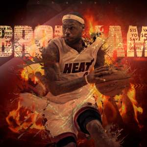 LeBron James Wallpaper 45