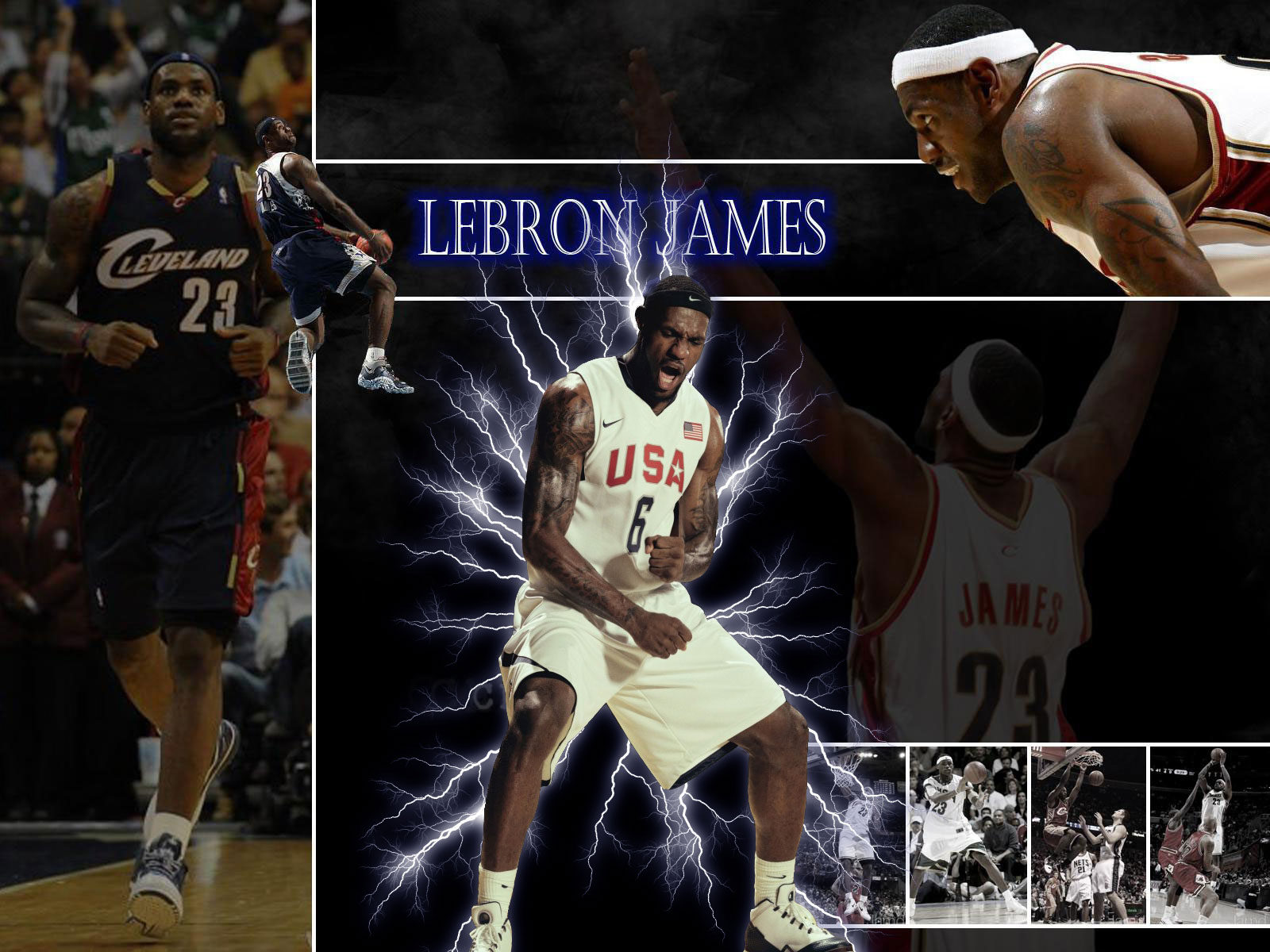 LeBron James Wallpaper 7