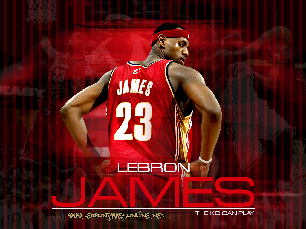 LeBron James Wallpaper 8