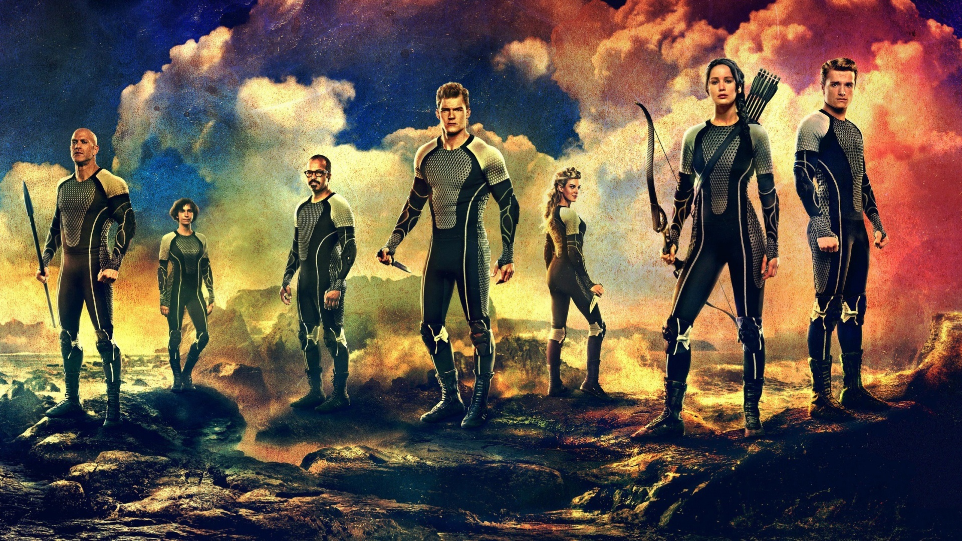 The Hunger Games Wallpaper 7