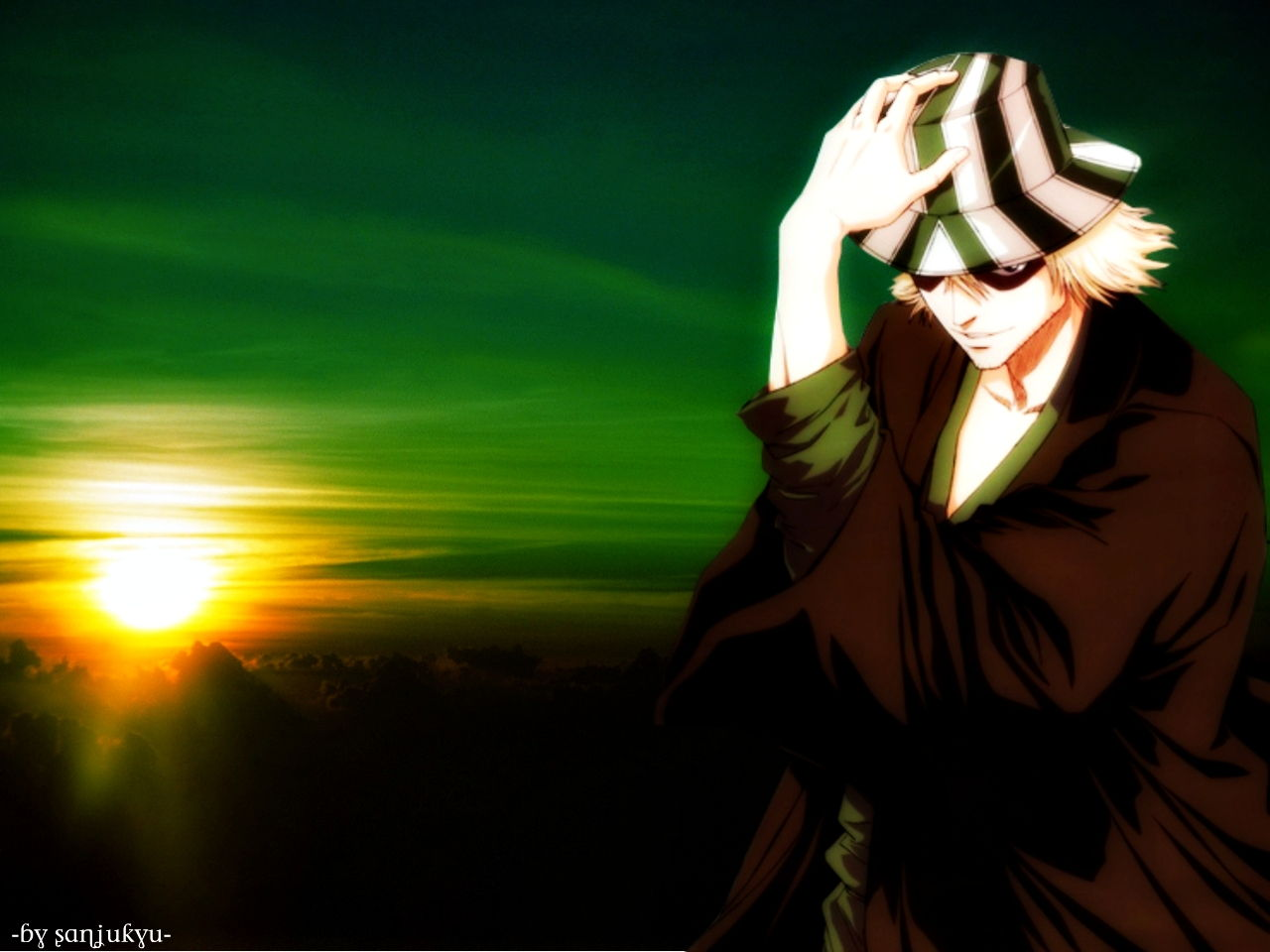 Bleach Anime Wallpaper 006