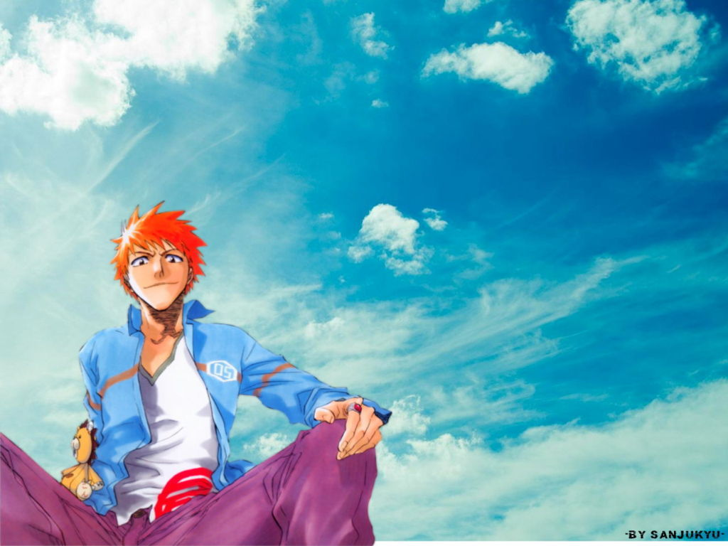 Bleach Anime Wallpaper 010