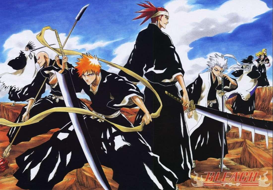 Bleach Anime Wallpaper 027
