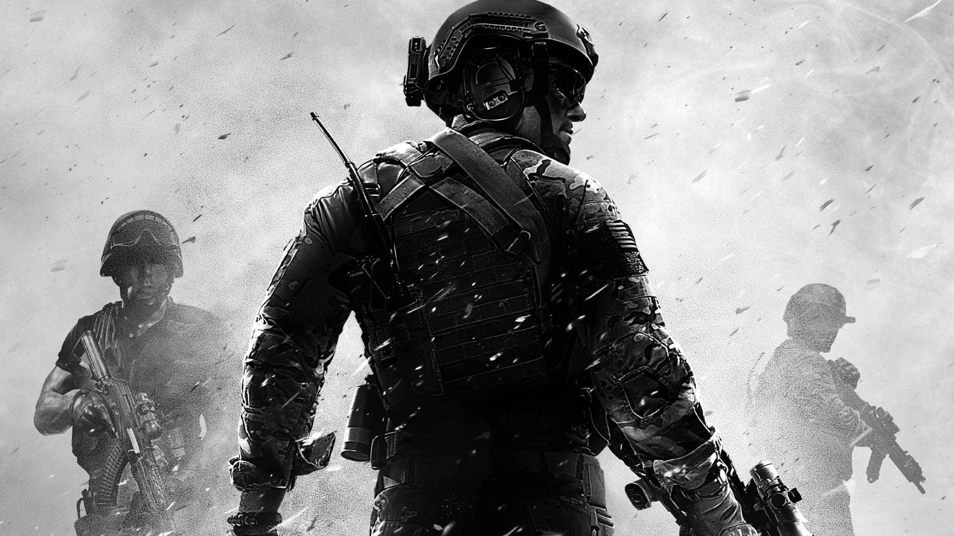 Call of Duty Wallpaper 074
