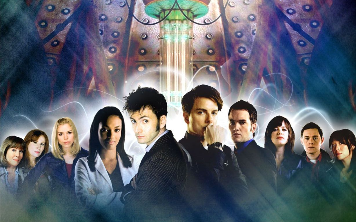 Doctor Who Wallpaper 015