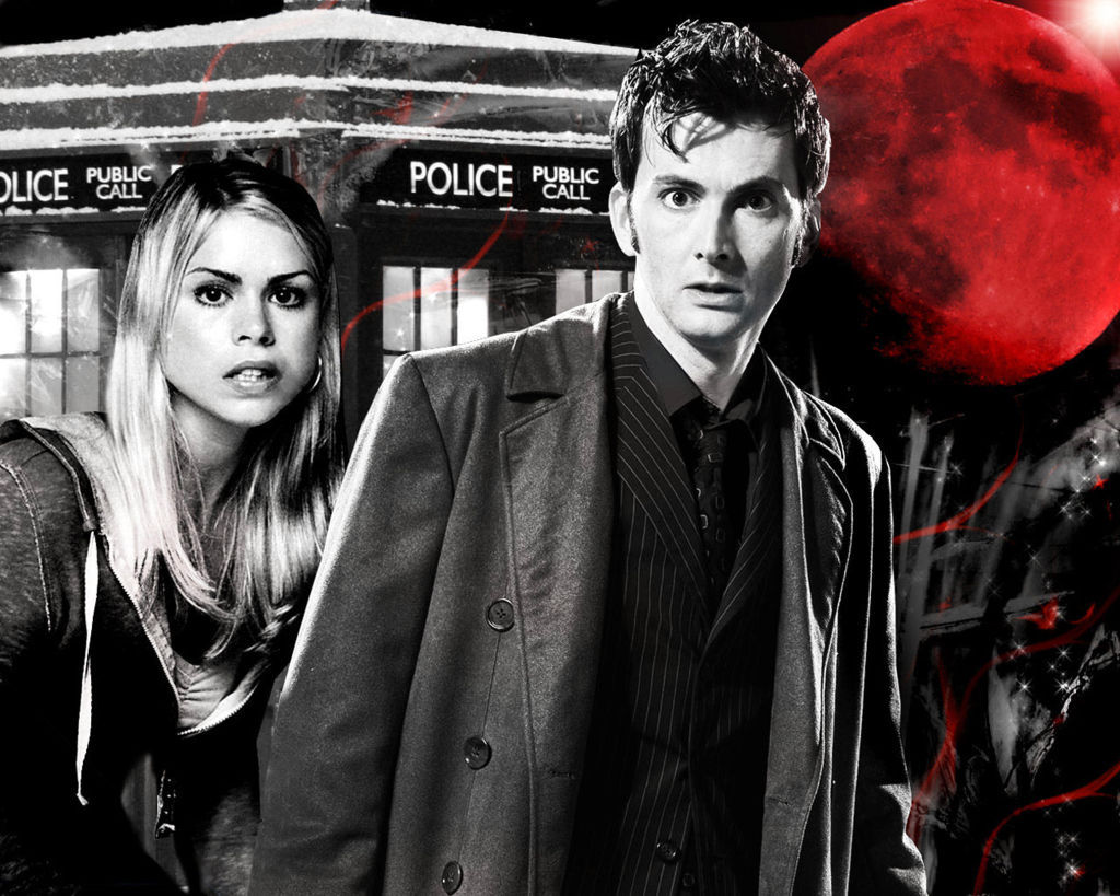 Doctor Who Wallpaper 017