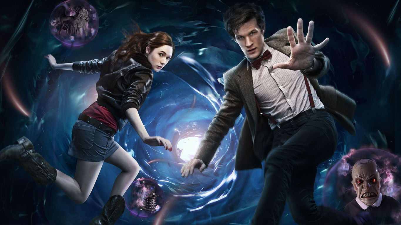 Doctor Who Wallpaper 075