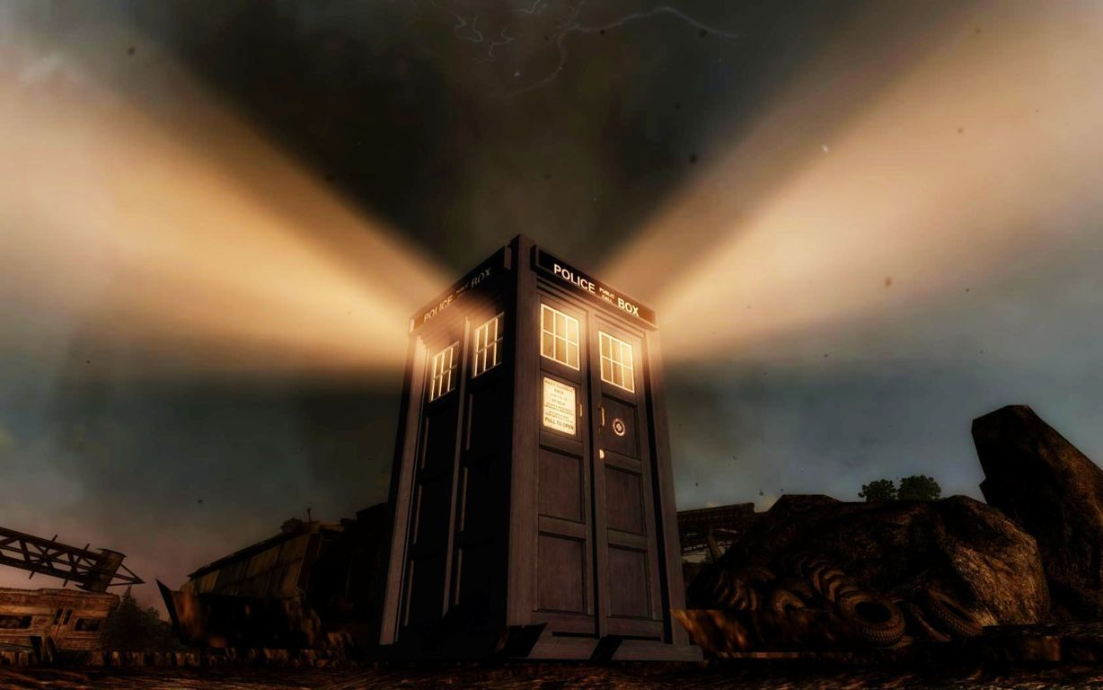 Doctor Who Wallpaper 076
