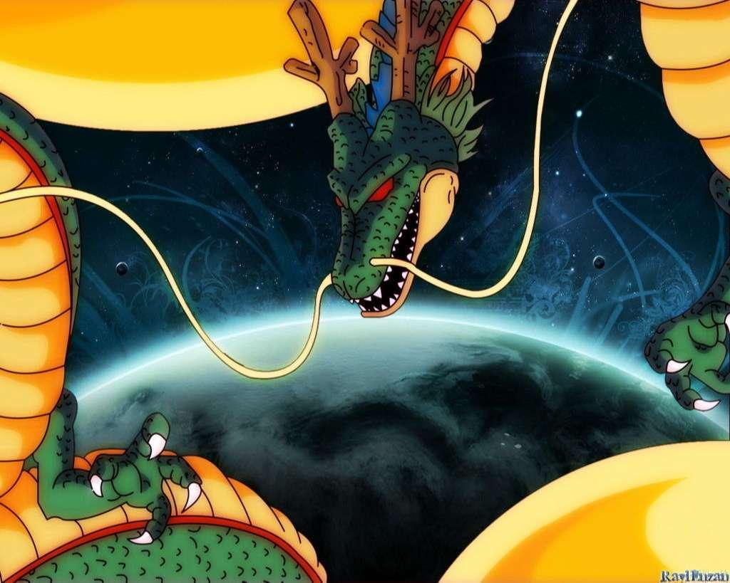 Dragon Balls Wallpaper 009