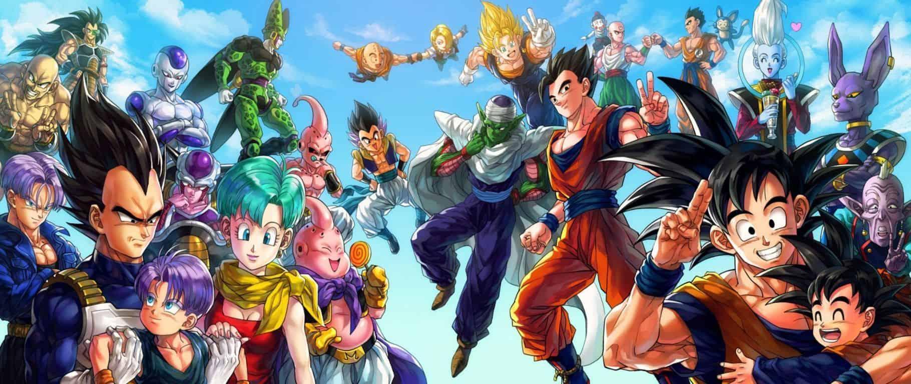 Dragon Balls Wallpaper 034