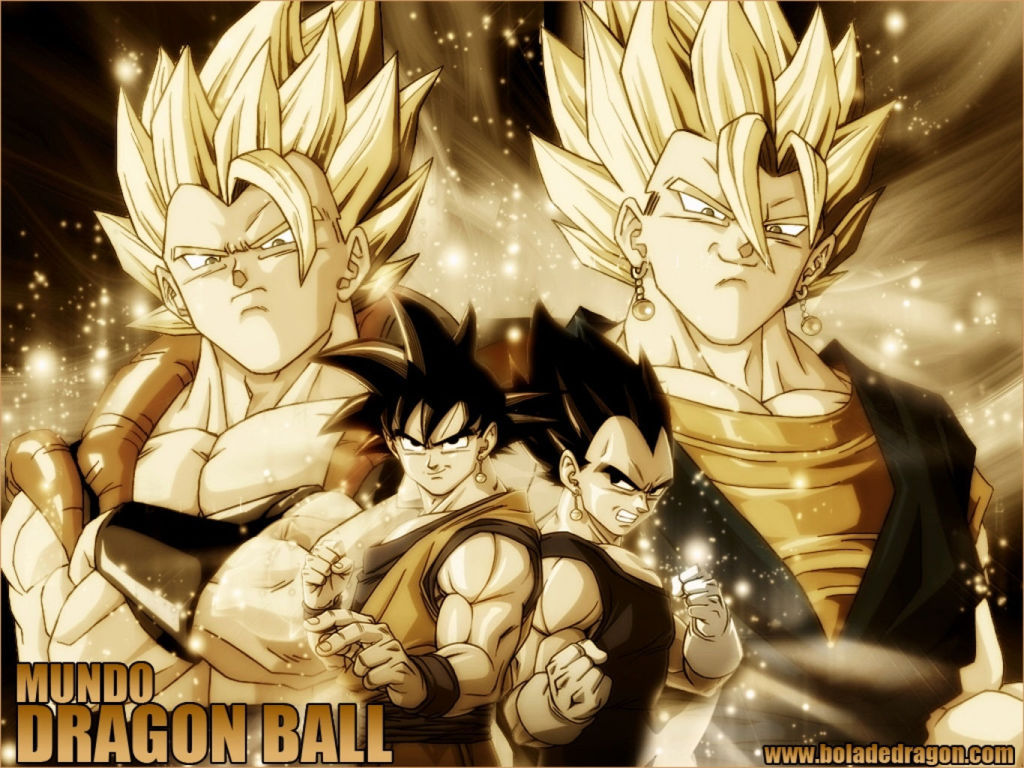Dragon Balls Wallpaper 044