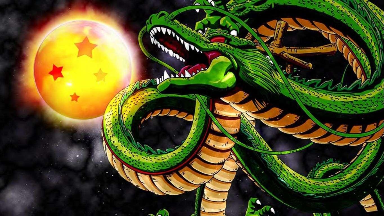 Dragon Balls Z Wallpaper 002