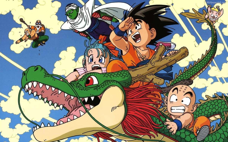 Dragon Balls Z Wallpaper 012