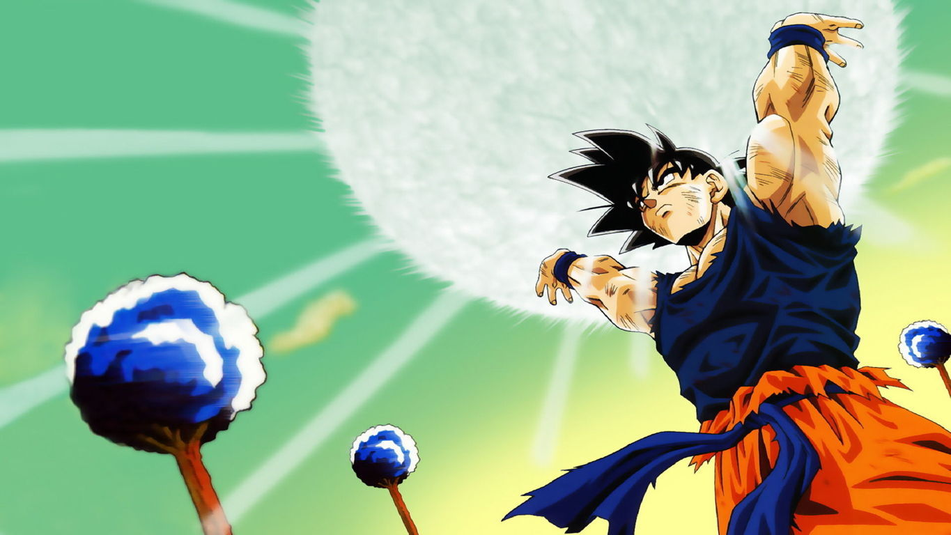 Dragon Balls Z Wallpaper 038