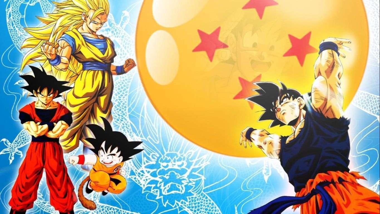 Dragon Balls Z Wallpaper 106