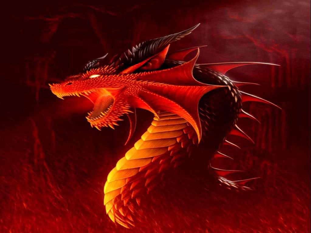 Dragon Wallpaper 001