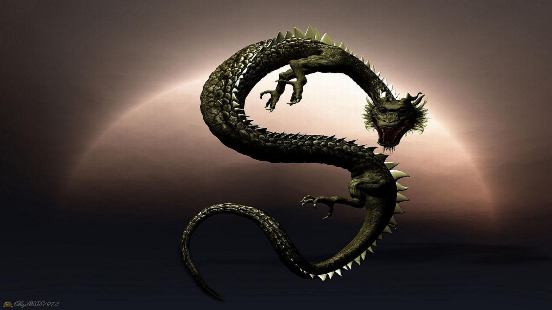 Dragon Wallpaper 017