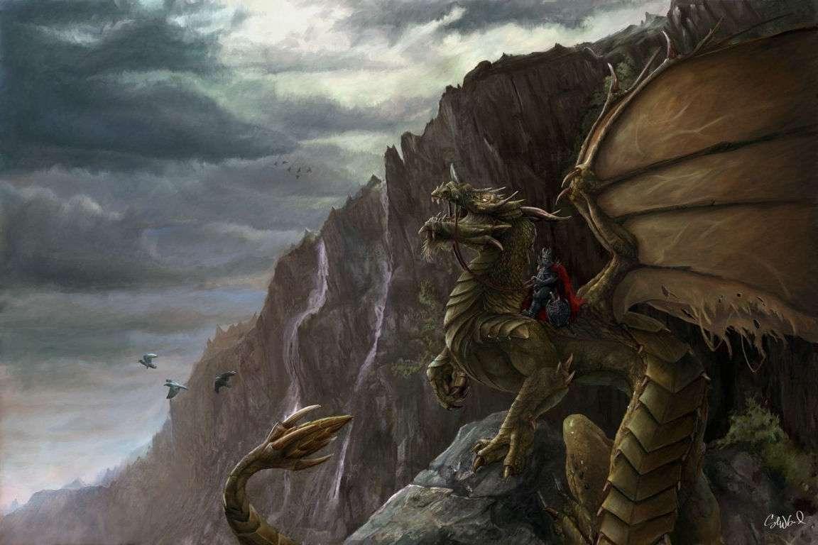 Dragon Wallpaper 036