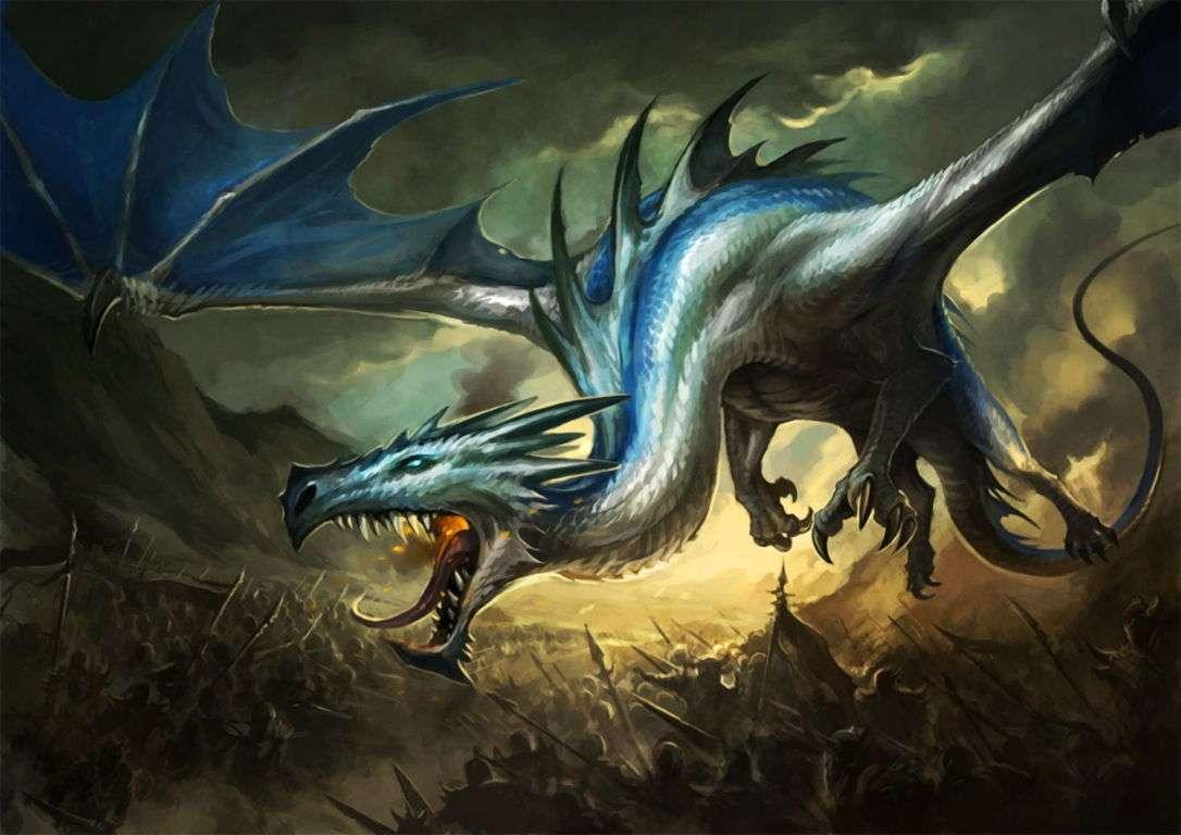 Dragon Wallpaper 038