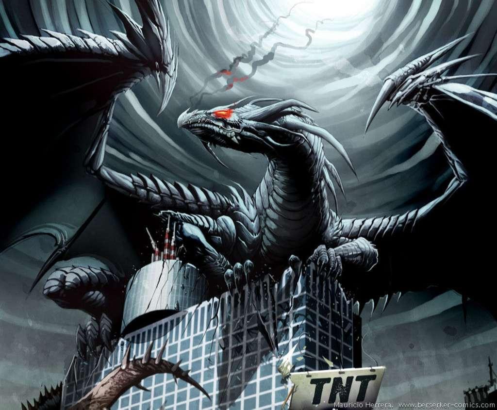 Dragon Wallpaper 041