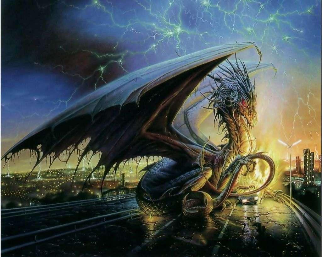 Dragon Wallpaper 050