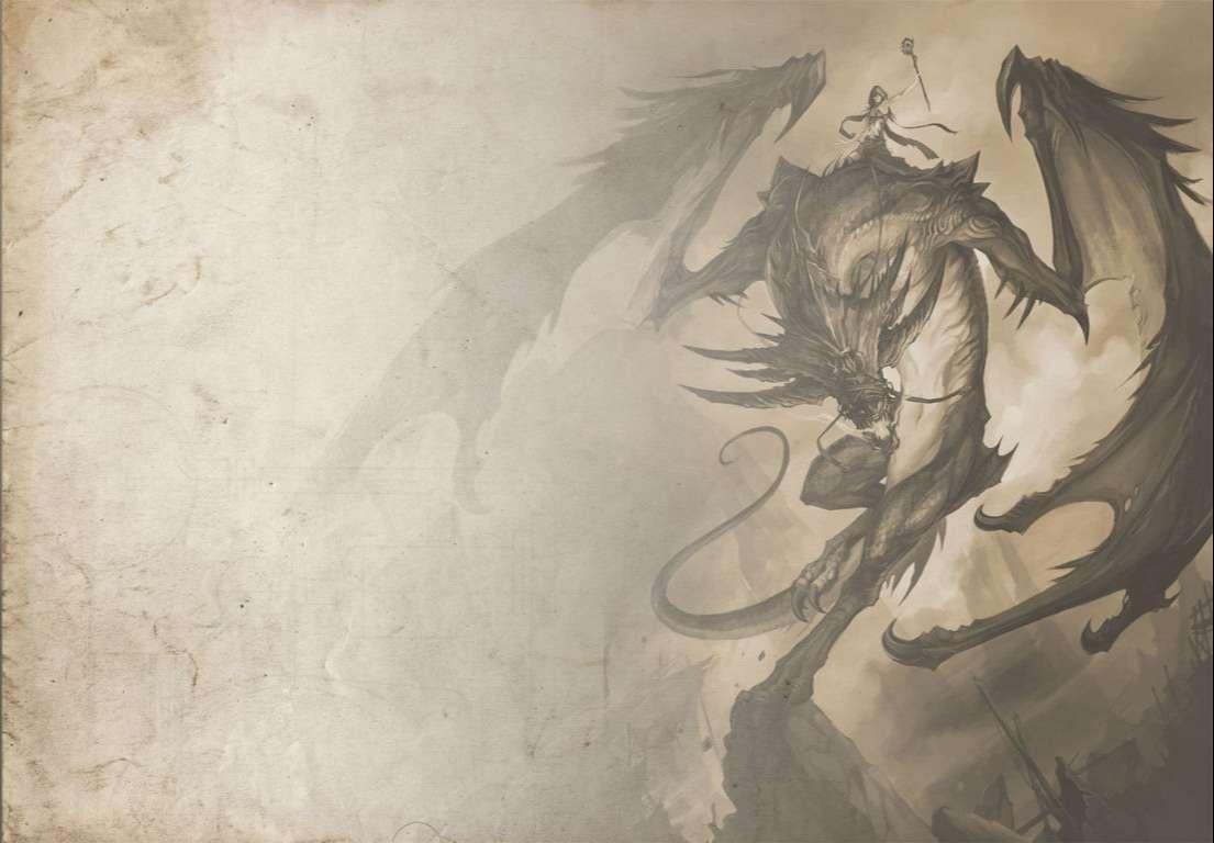 Dragon Wallpaper 051