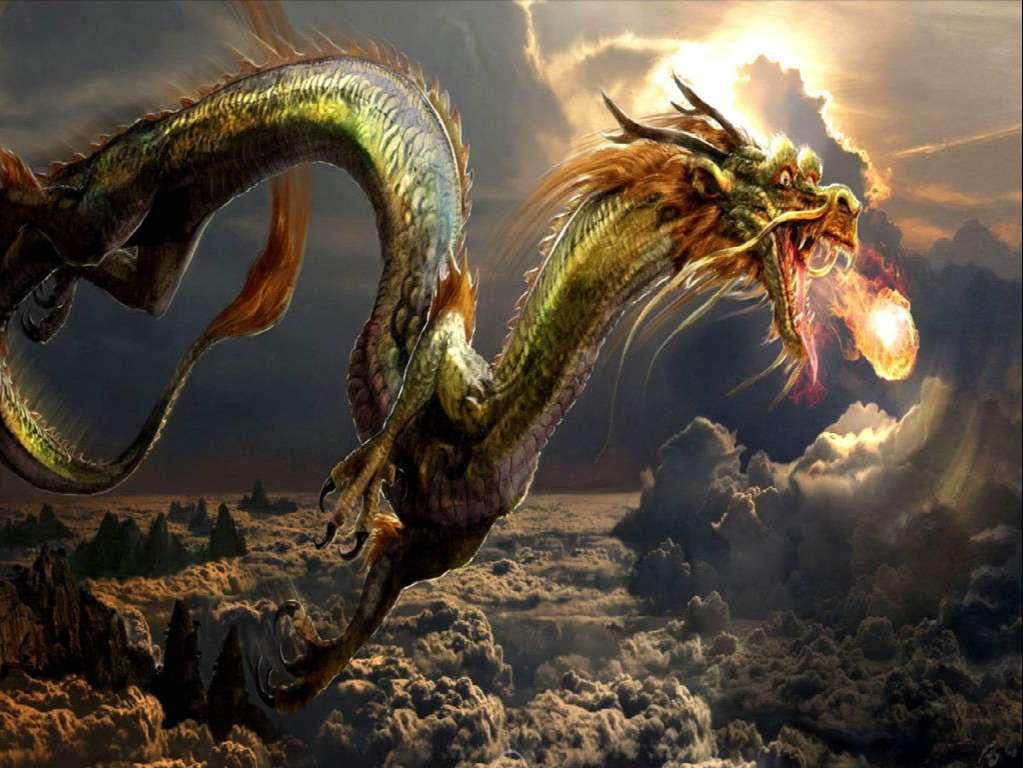 Dragon Wallpaper 062