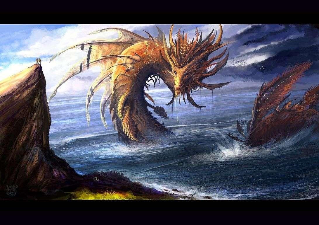 Dragon Wallpaper 069