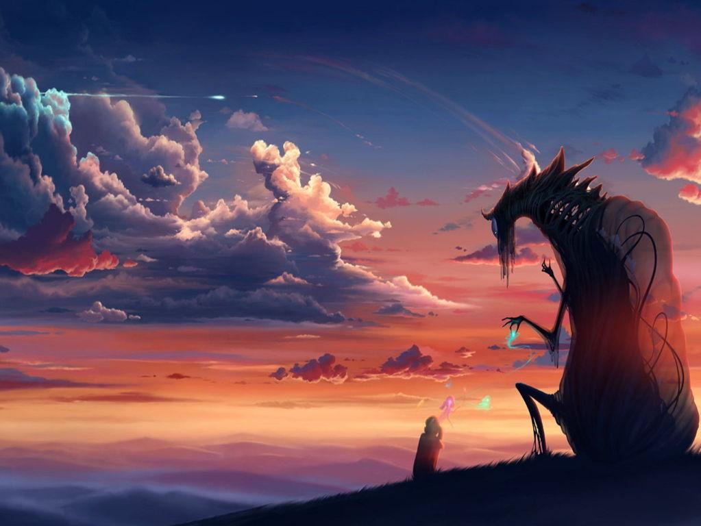 Dragon Wallpaper 072