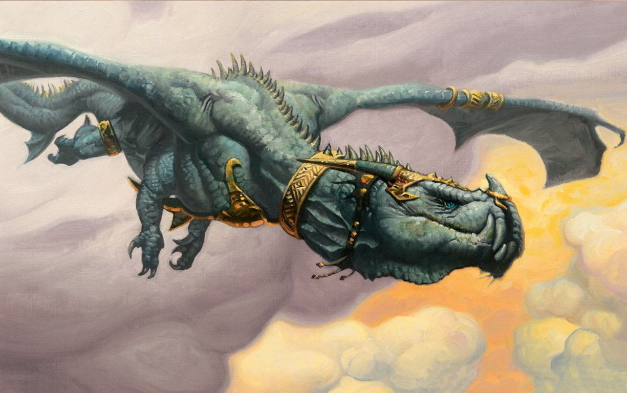 Dragon Wallpaper 081