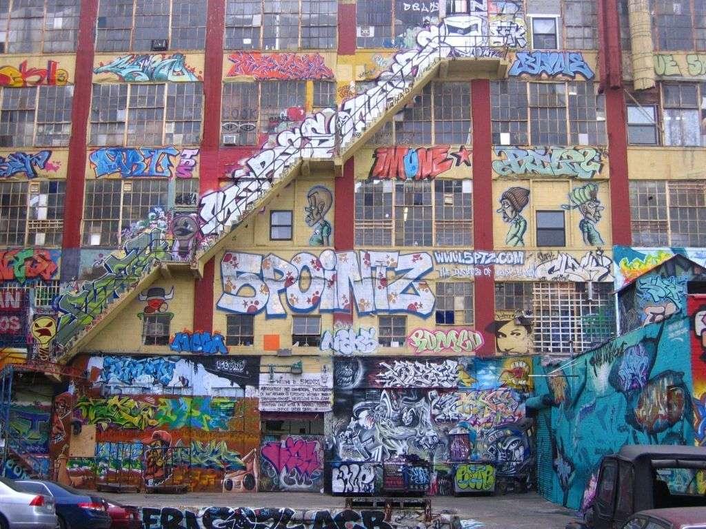 Graffiti Wallpaper 017
