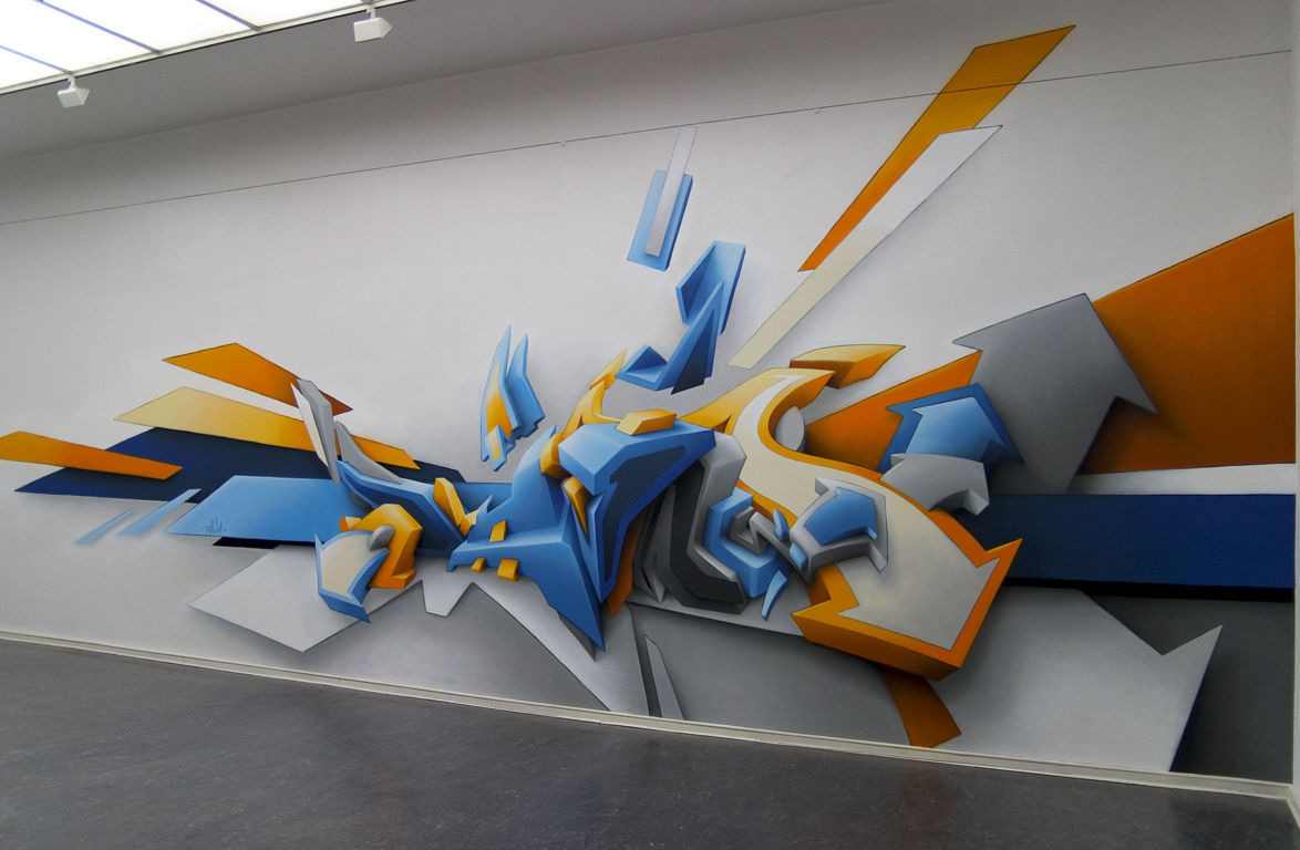 Graffiti Wallpaper 034