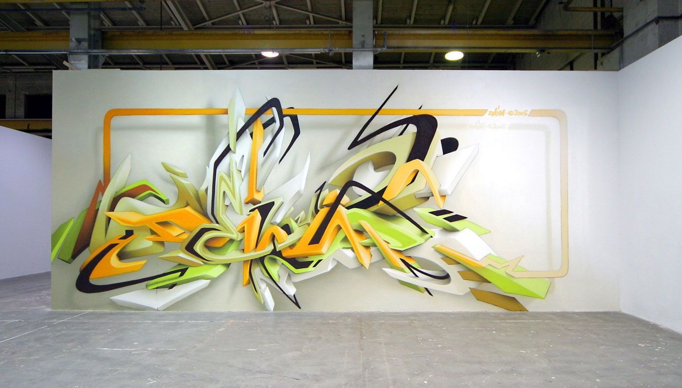 Graffiti Wallpaper 035