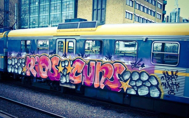 Graffiti Wallpaper 041